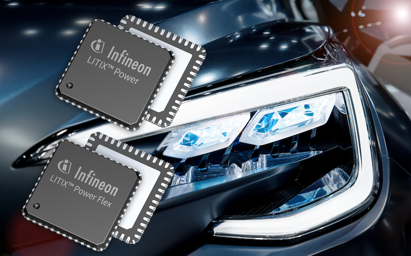 Infineon's latest drivers empower LED headlamp design