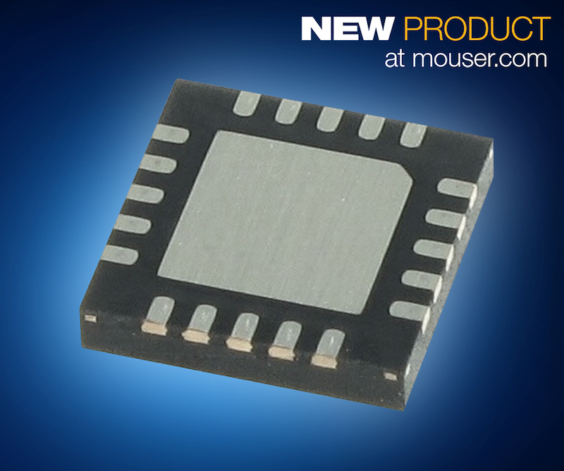 Maxim's MAX17242/17243 DC-DC synchronous buck converters now at Mouser
