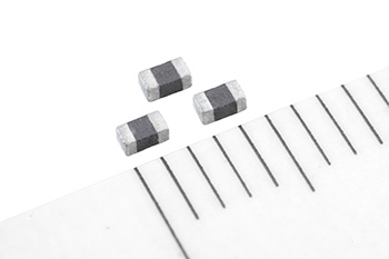 TDK's low-loss thin-film metal inductors have high current capability for power circuits