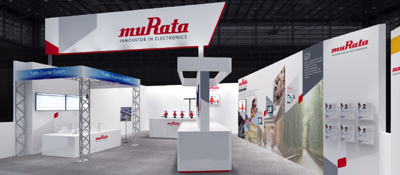 Murata to exhibit cutting-edge tech and cheerleaders at CeBIT