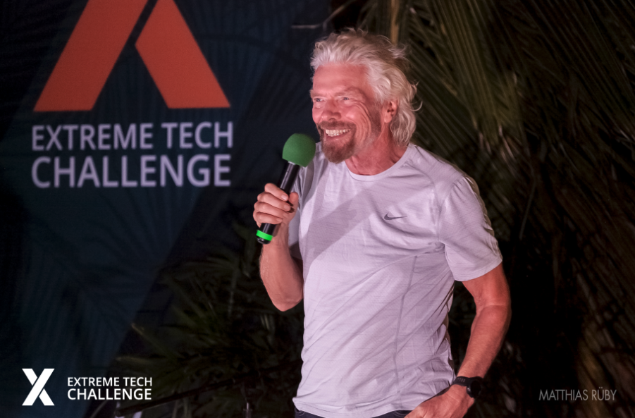 Extreme Tech Challenge 2017 winner announced
