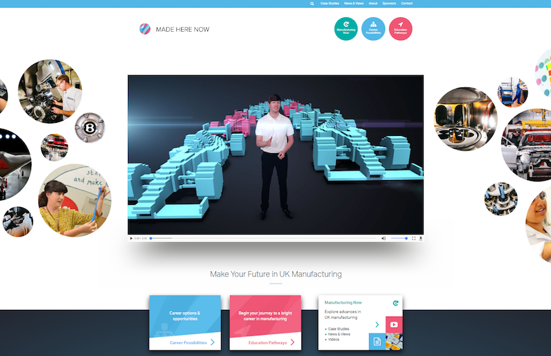 Harwin launches new website to inspire the next generation of engineers