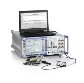 Rohde & Schwarz' new R&S RT-ZVC multichannel power probe empowers battery testing