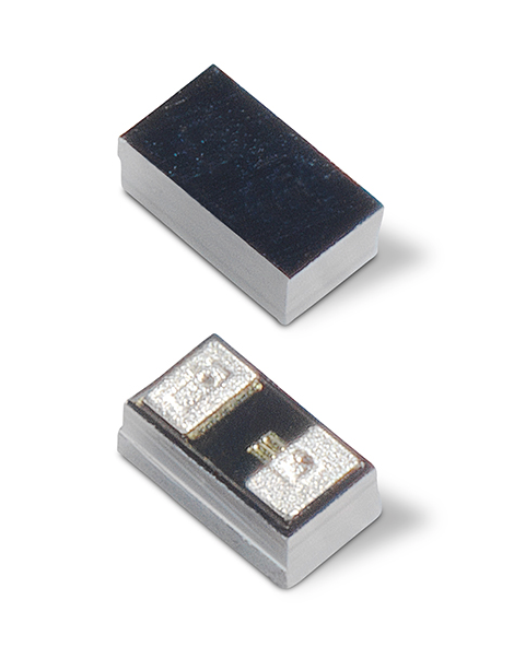 Littelfuse's unidirectional ESD protection is first in a 01005 flip-chip