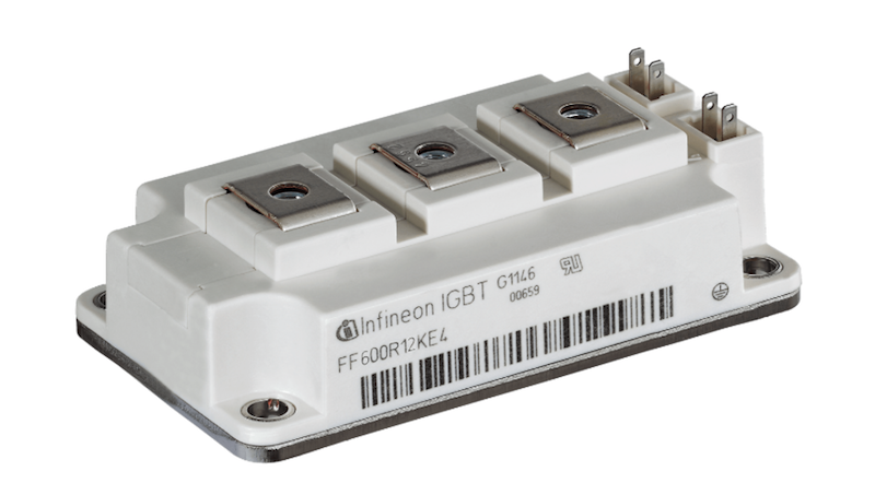 Infineon expands its offering of 62mm IGBT modules