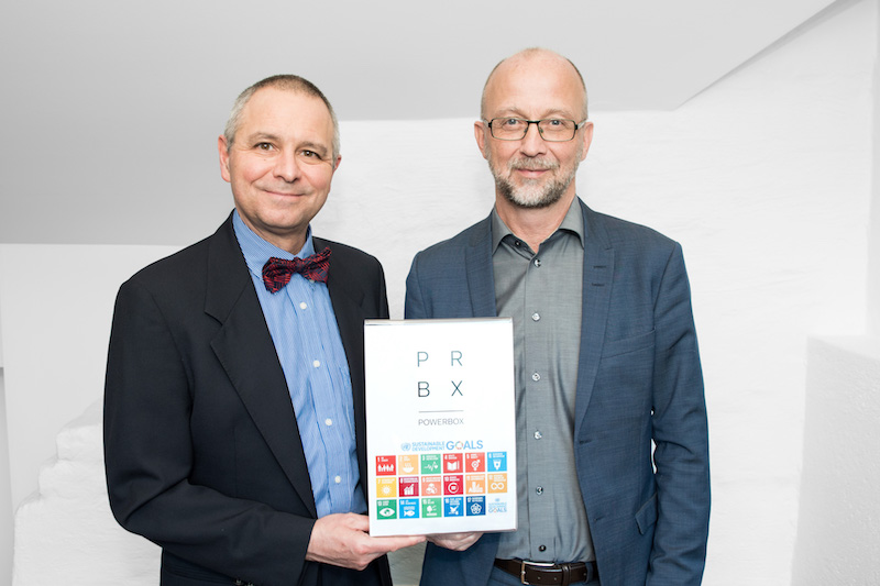 Powerbox joins the U.N. Global Compact Initiative