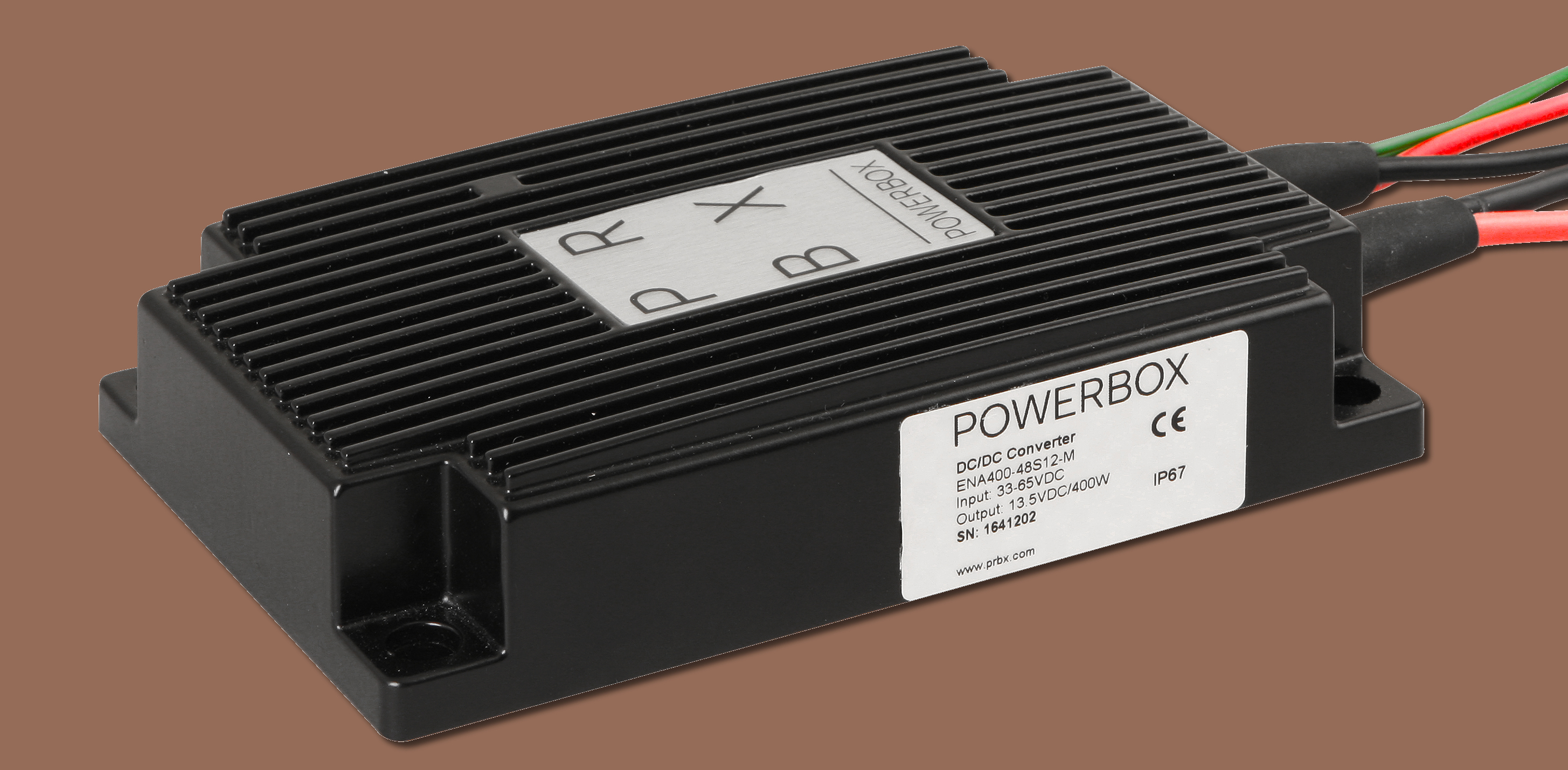 Powerbox's rugged power modules are perfect for harsh environments in extreme industrial automotive applications