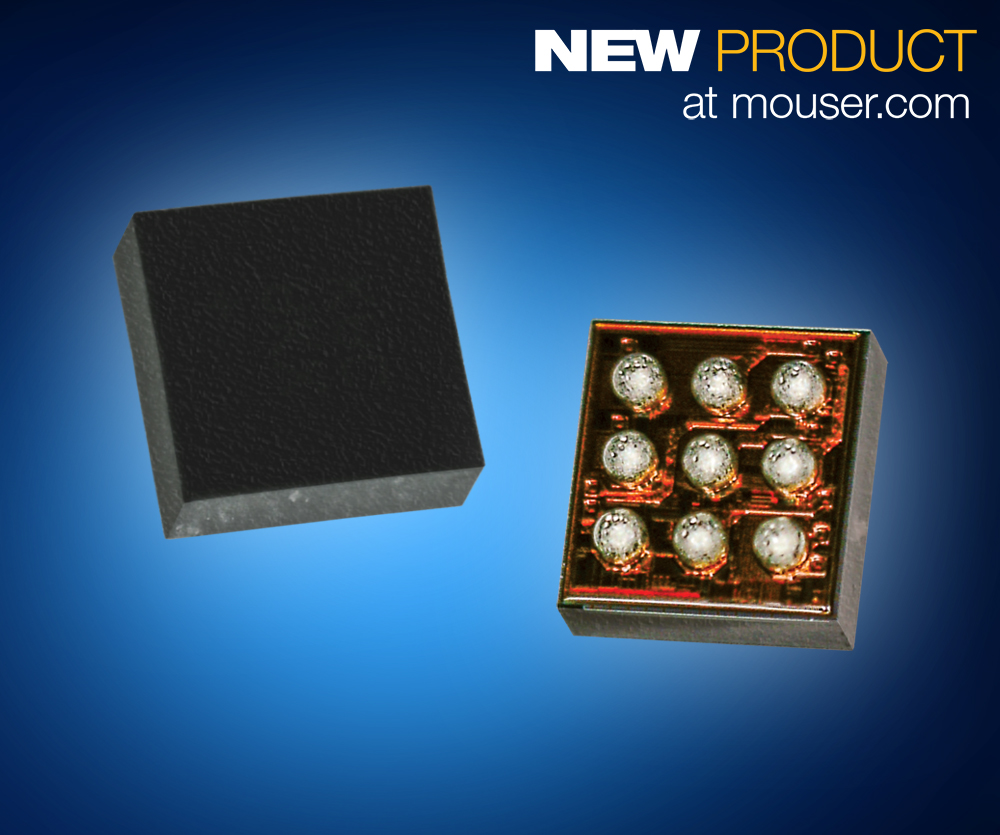 Next Generation of Maxim's ModelGauge m5 EZ Battery Gauge Now Available at Mouser