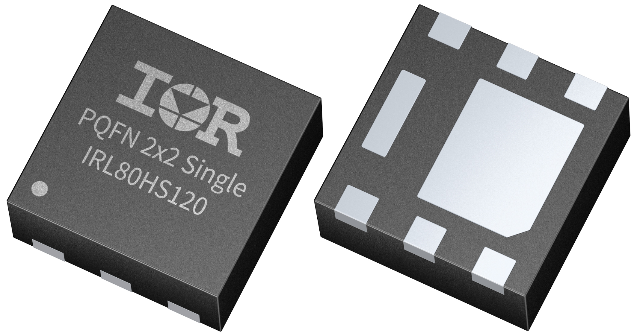New logic level MOSFETs in PQFN package deliver high power density