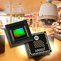 High Performance 5.1 Megapixel Imaging Solution for High-End Security Camera Applications