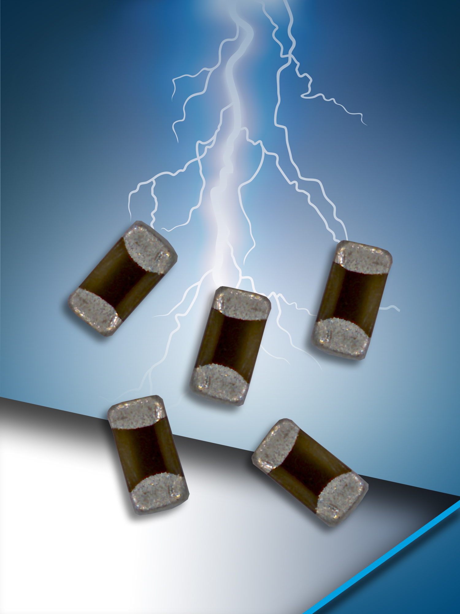AVX Releases Leadless Bidirectional ESD Suppression Diodes for High-Speed Circuit Protection
