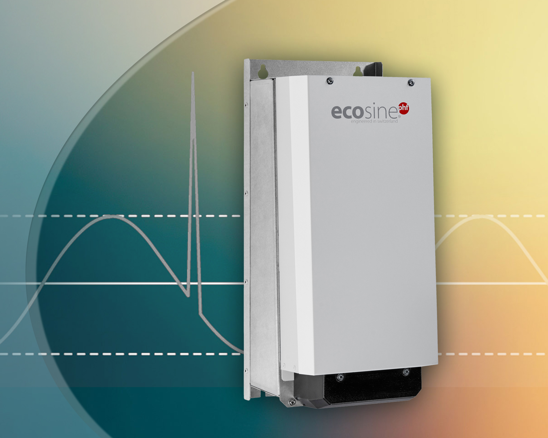 IP20 versions of ecosine evo passive harmonic filters now available from Schaffner