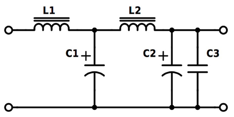 Converter and inverter output filtering