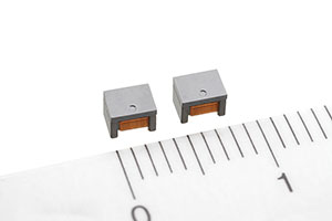 Inductors:Choke for automotive power over coax
