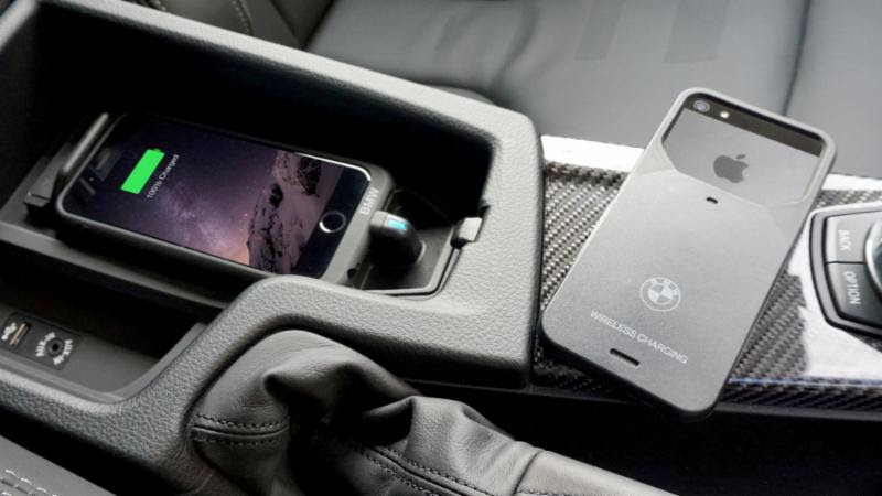 Aircharge To Support iPhone Wireless Integration in Leading German Automaker's 2017 Range.