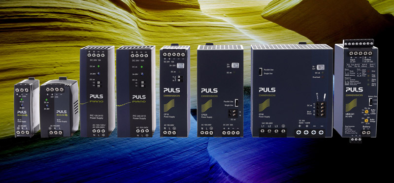 PULS products now available from Digi-Key
