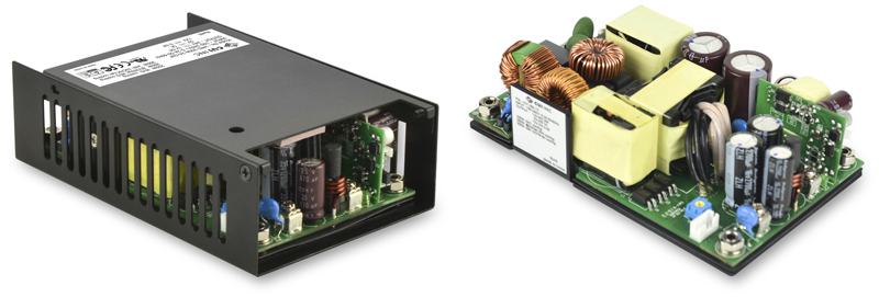 "CUI's 300 W Ac-Dc Power Supply Series Offers High Efficiency in a 3"" x 5"" Package"