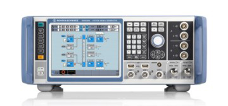 Rohde & Schwarz provides quick and easy DVB-S2 and DVB-S2X satellite transmission tests