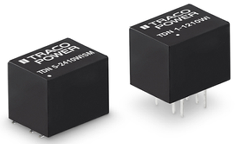 New Traco Power - DC/DC Converter Series