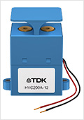 Contactor designed for operating voltages of up to 450 V DC