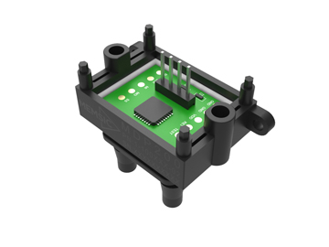 Pressure Sensor Designed for Medical, Automotive, and Industrial Applications