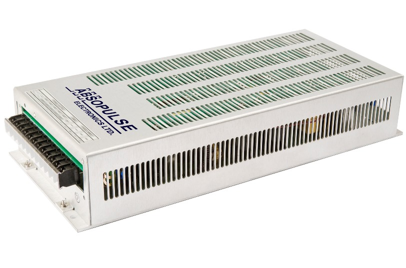 1000Vdc Input Industrial DC-DC Converters Deliver 500W