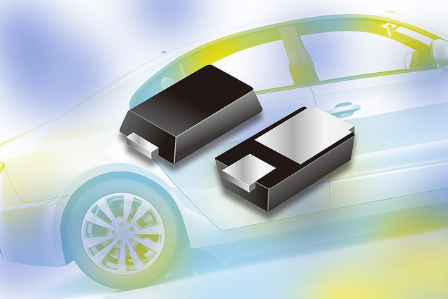 Rectifiers in MicroSMP Package Save Significant Space While Increasing Power Density and Improving Efficiency