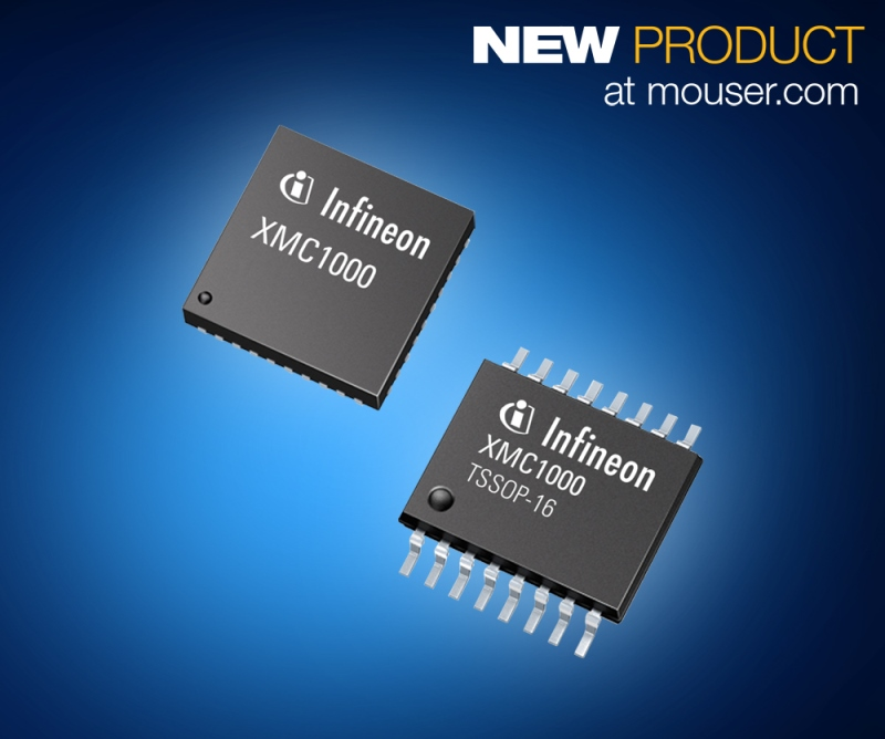 Microcontrollers Offer Greater Control Performance and Additional Connectivity