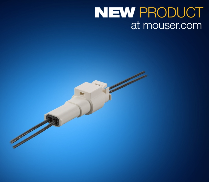 Wire-to-Wire Connectors Designed to Provide Cost-Effective, Reliable, and Sealed Performance