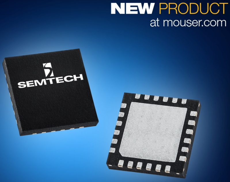 2.4GHz Transceivers Deliver Integrated Long-Range RF for IoT