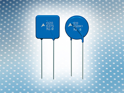 Varistors With Increased Permissible Operating Temperature