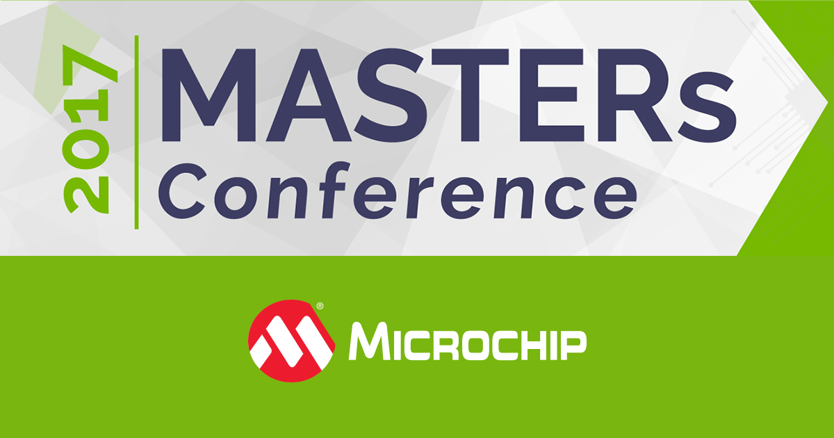 Mouser Electronics Sponsors Microchip MASTERs Conference