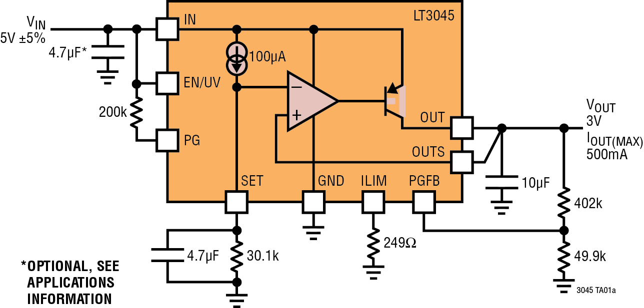 Noise-Sensitive Applications Want Ultralow-Noise LDO Regulators