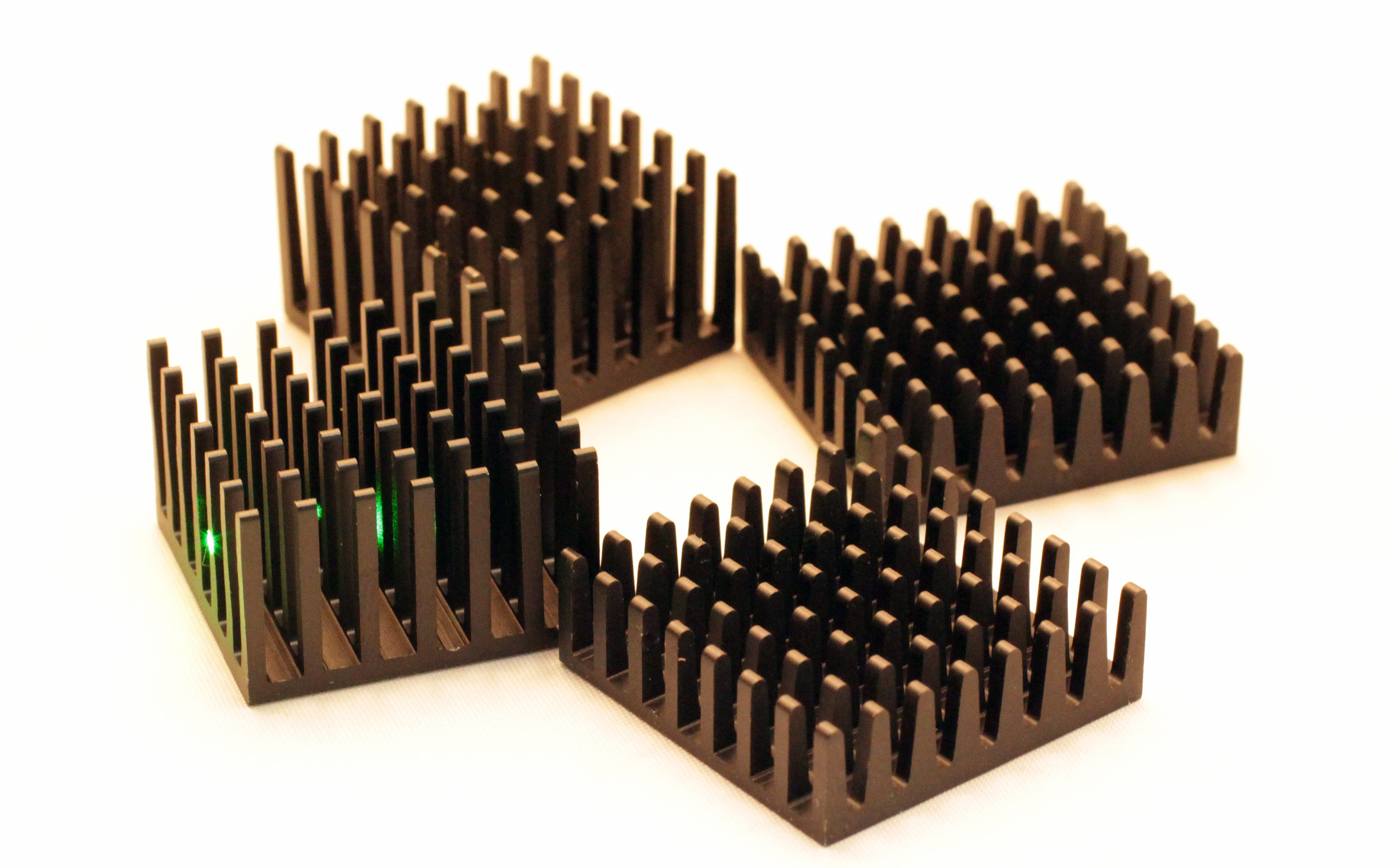 Heat Sinks Provide Cost-Effective Solutions at High Airflow