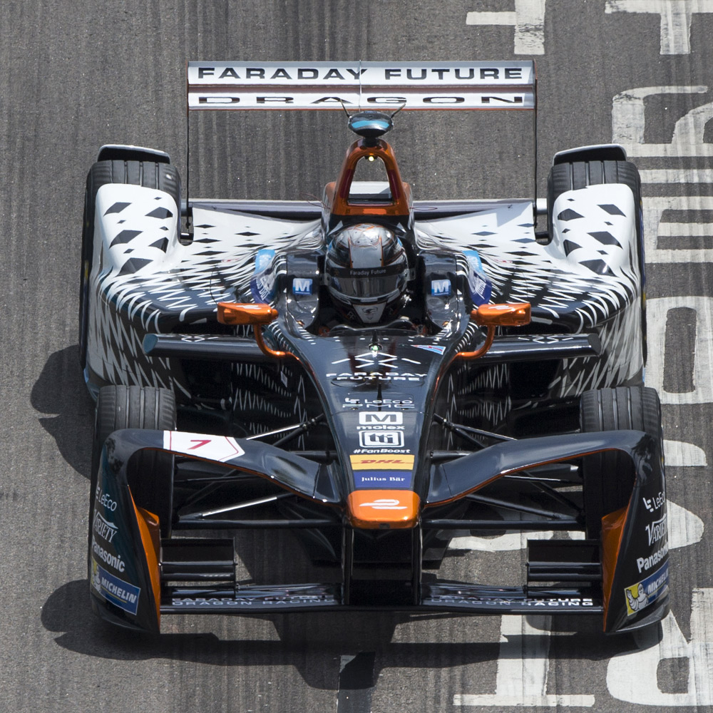 Mouser-Sponsored Formula E Racing Ends Electrifying Season