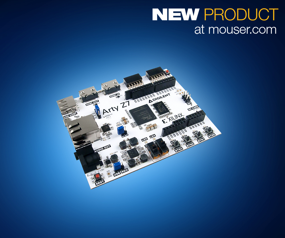 Development Board Offers Maker-Focused Processor-Plus-FPGA Performance