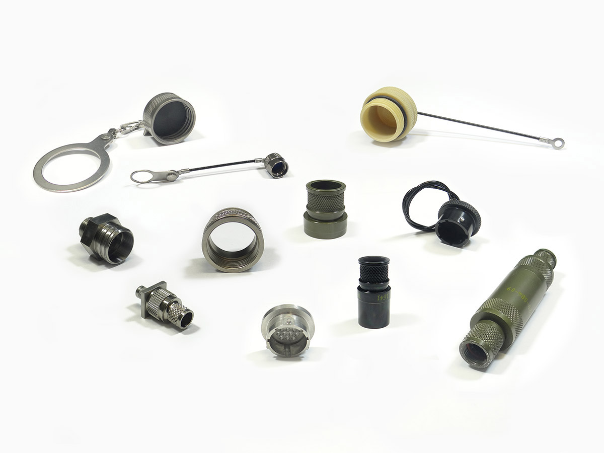 CDM Now Stocks TopFlite Components' Military and Commercial-Equivalent Connector and Accessory Solutions