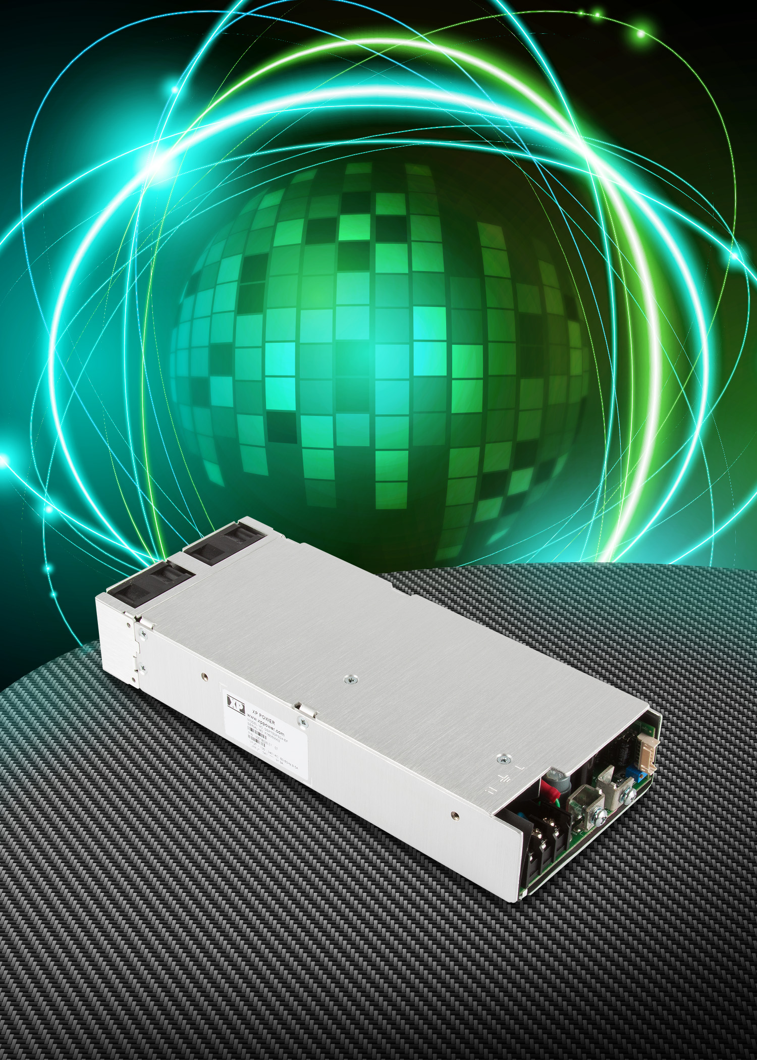 High-Efficiency 750W AC-DC Power Supplies Achieve Industrial and Medical Approvals