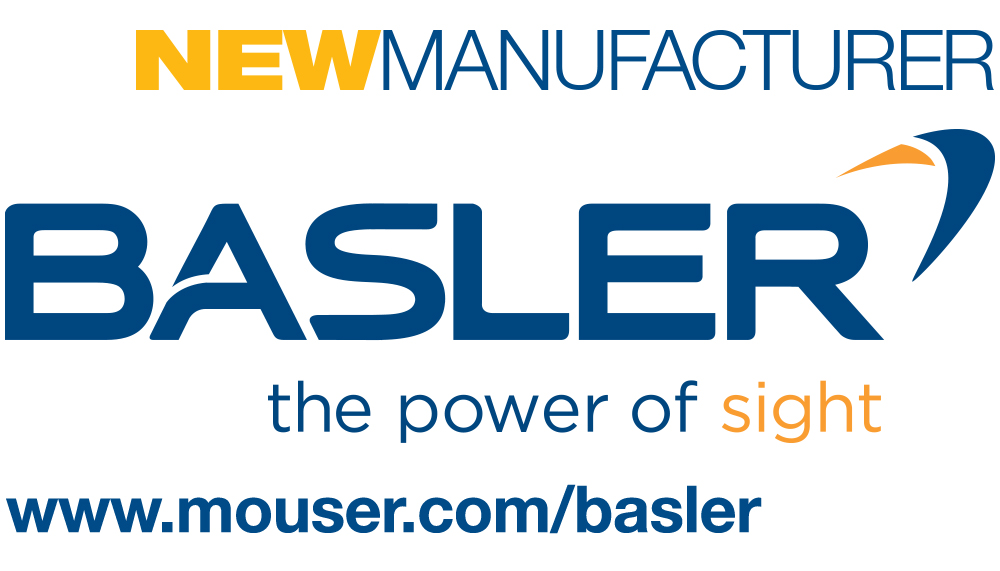 Mouser Electronics Signs Global Distribution Agreement with Basler