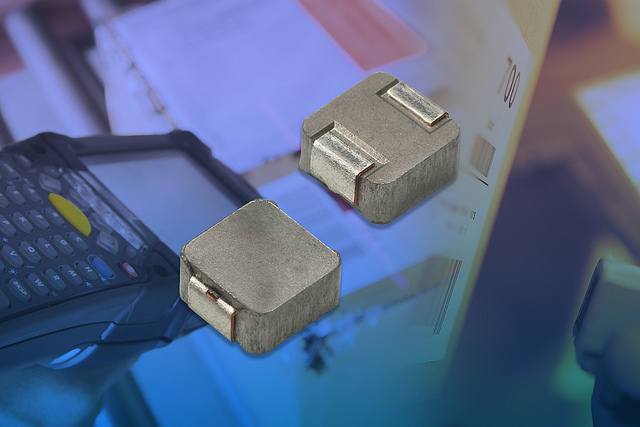 Inductor Series Feature High Frequency Performance up to 10 MHz With Lowest Losses of Any Composite Inductor at 1 MHz and Above