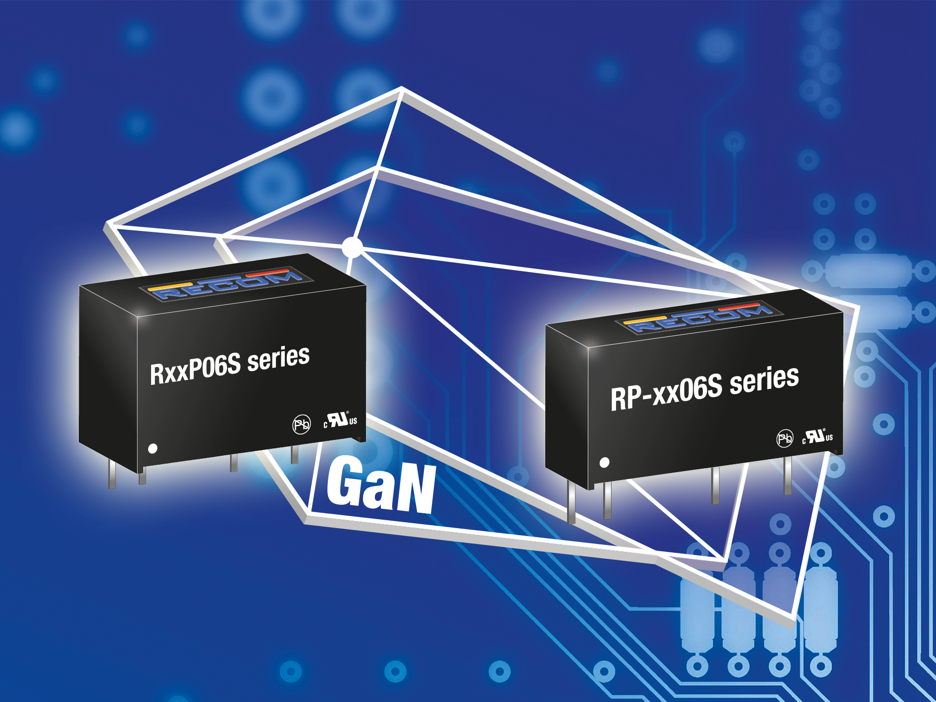 DC/DC supplies designed for fast-switching GaN drivers