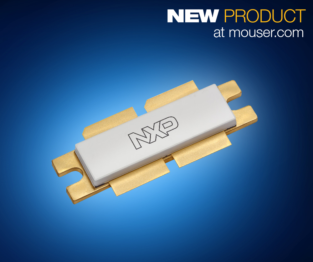 Transistor Helps Speed RF Power Design with 65V LDMOS Technology