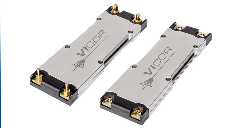 Vicor Introduces New 700V K of 1/16 Bus Converter