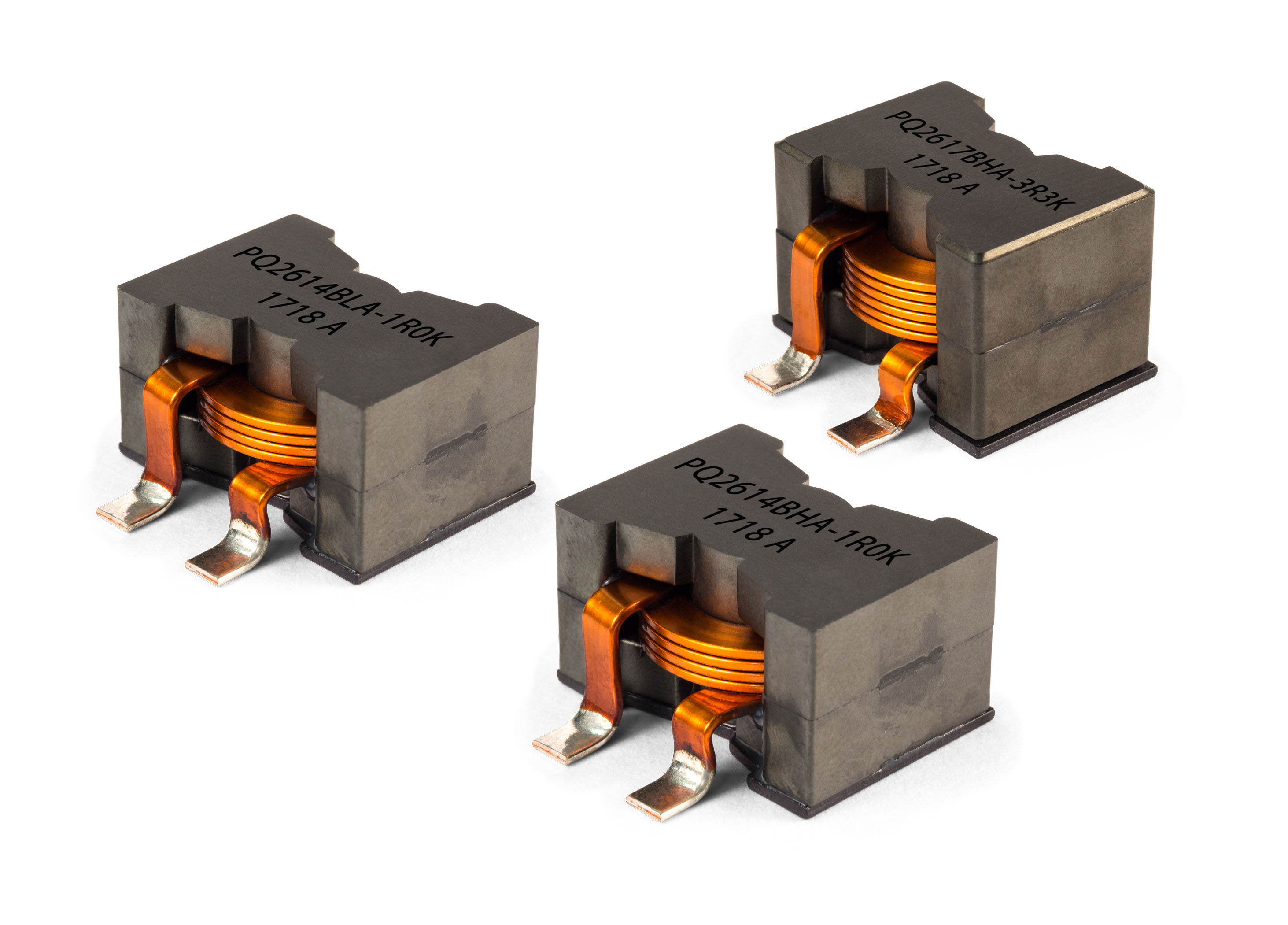AEC-Q200-Qualified Power Inductors Offer Exceptionally Low Resistance, High Saturation Current