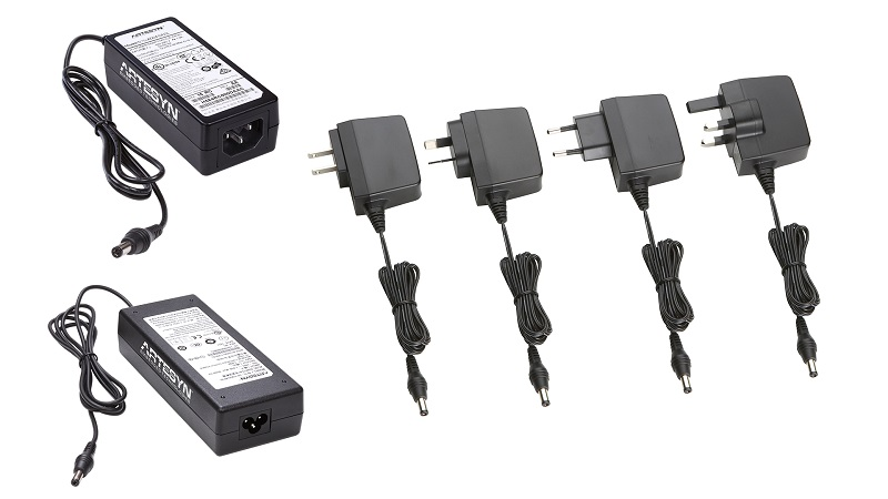 Artesyn Announces DoE Level VI/COC Tier 2 External Power Adapters