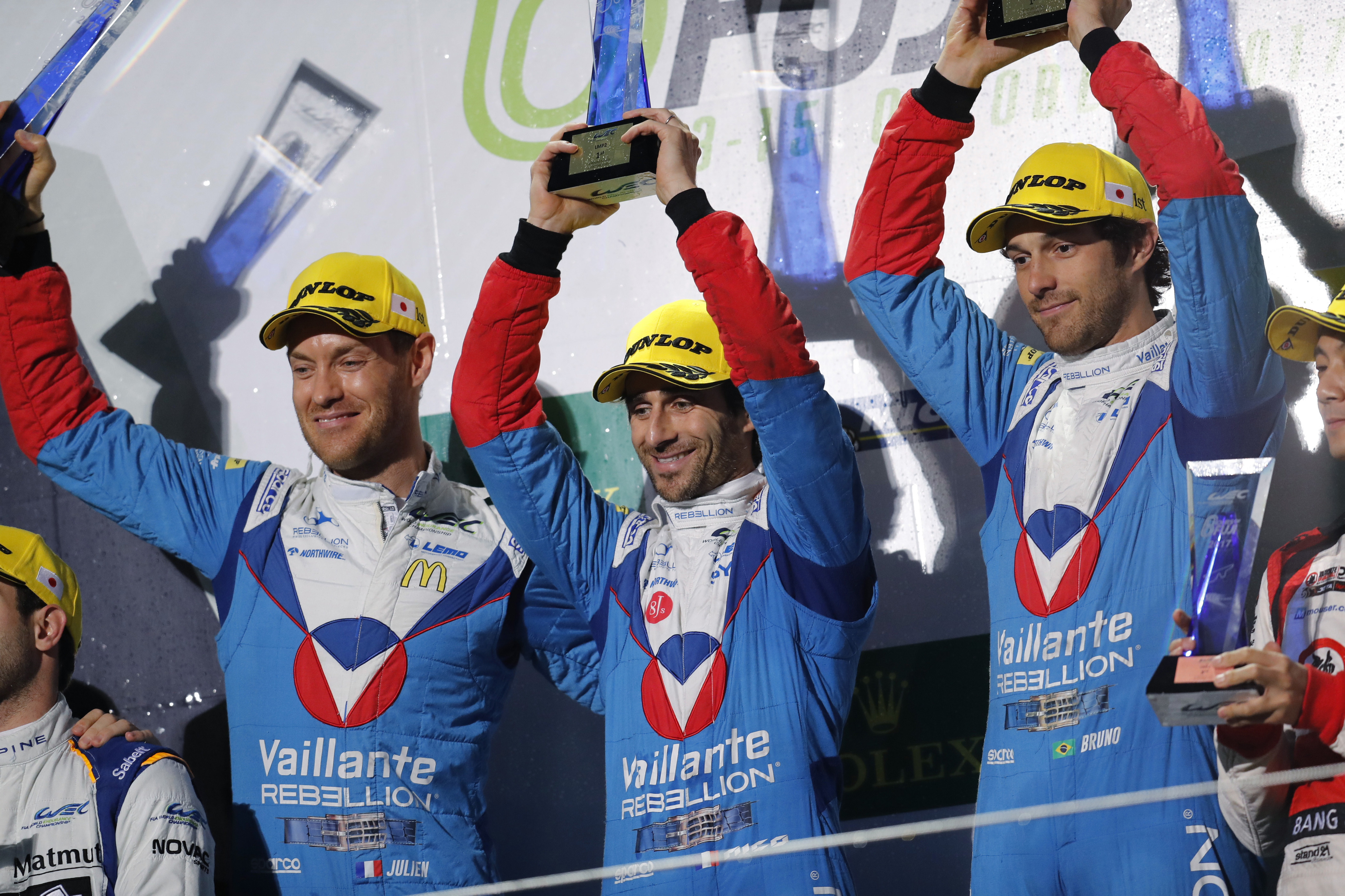 Mouser-Backed Vaillante Rebellion Car Victorious at Fuji