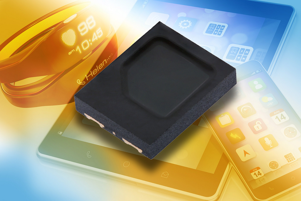 PIN Photodiodes Provide Reliable Signal Detection, Enable Slim Sensor Designs for Wearables