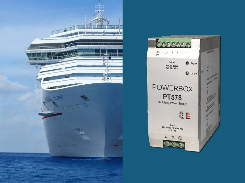 Powerbox announces advanced marine power supply and platform for immersed computers