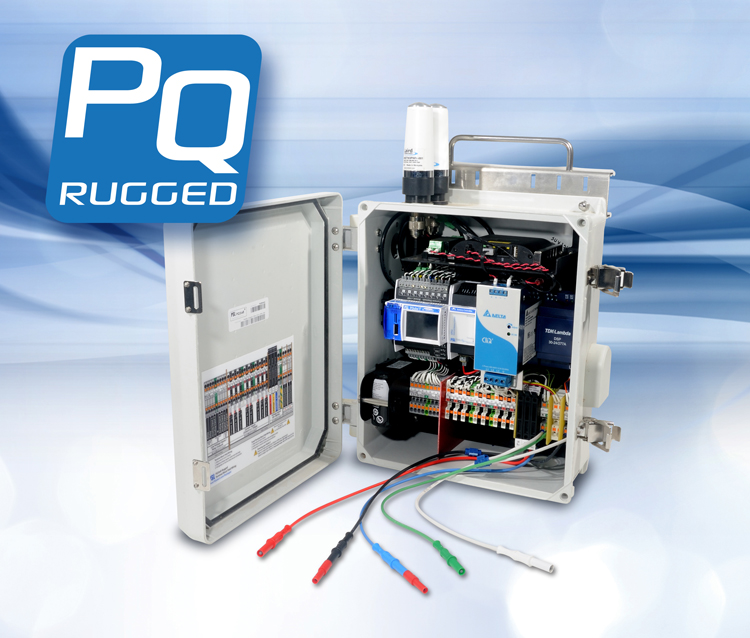 Power Recorder/Analyzer Targets Distributed Generation