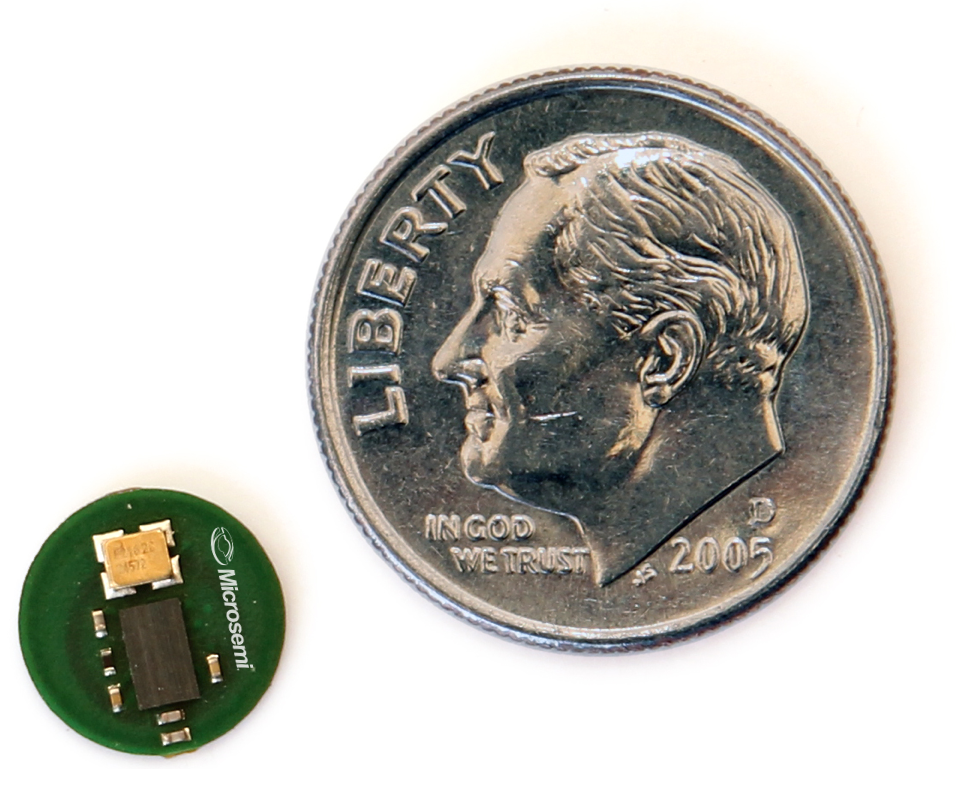 Ultra-Low-Power Radio Technology Enables Medical Wireless Sensor Networks